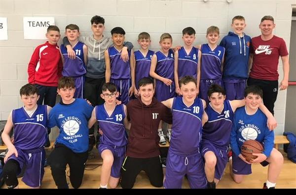 1st years in all Ireland playoffs